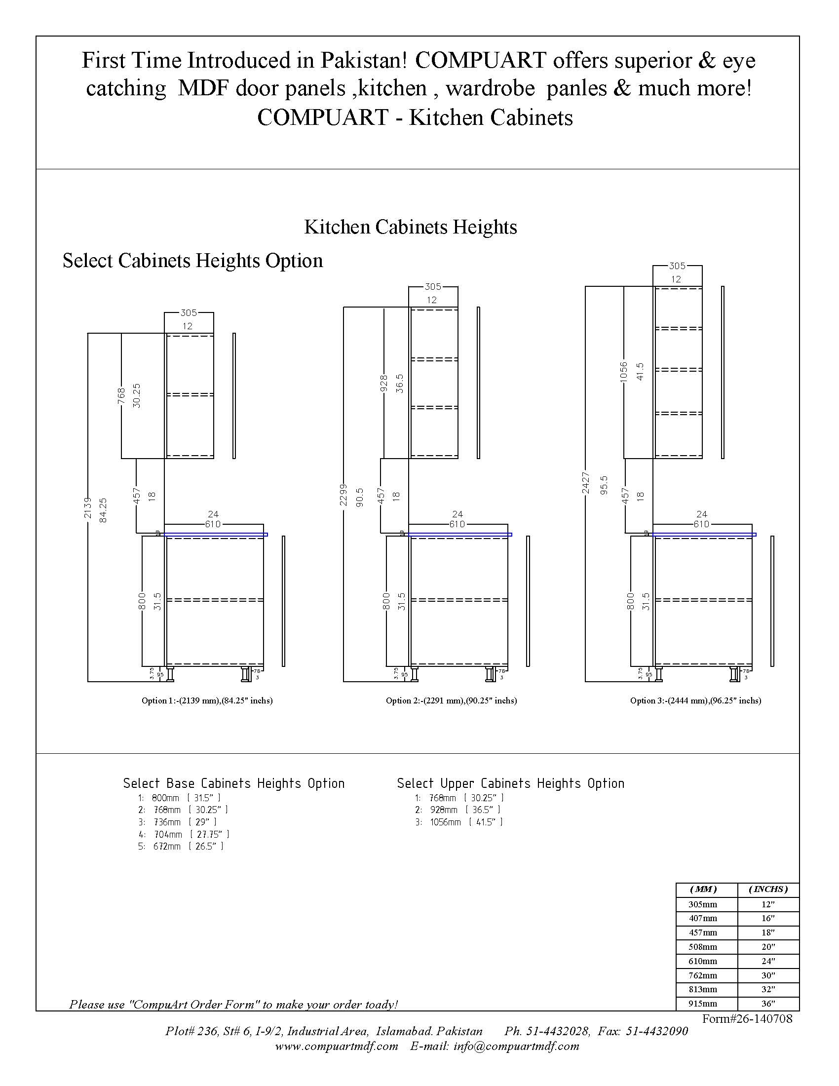 Kitchen cabinets order form kitchen cabinets for Where to order kitchen cabinets