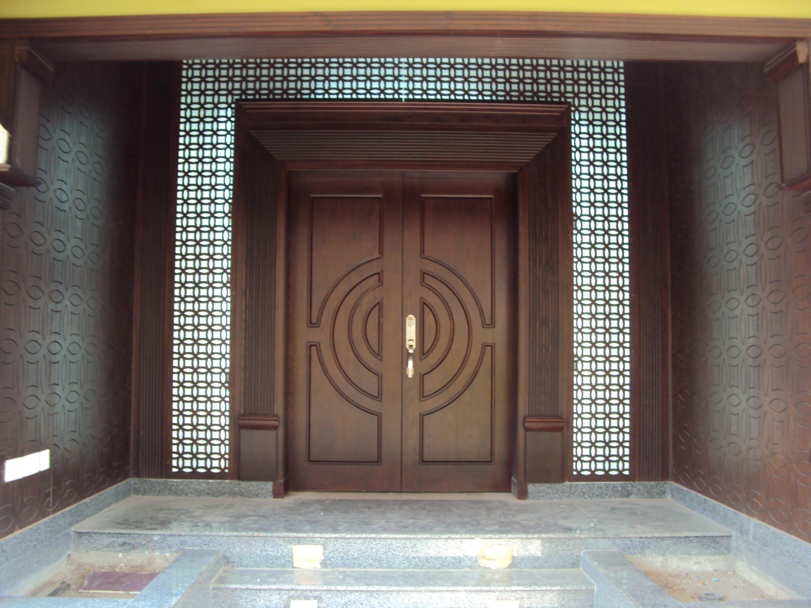 Doors compuart for Wood doors in pakistan